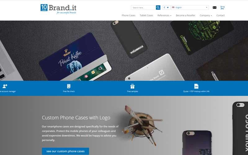 Brand.it Onlineshop