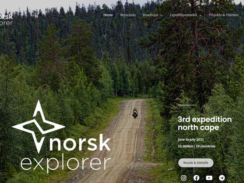 Norsk Explorer